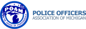 Police Officers Association of Michigan Logo