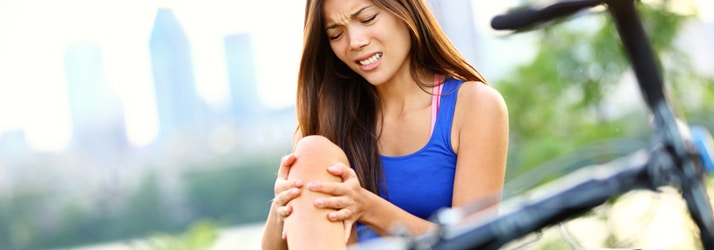 Sports Pain in Knee Grand Rapids MI